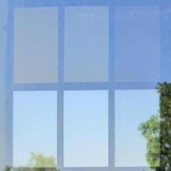 Test-Sonnenschutzfolien-Vergleich